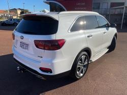 2018 Kia Sorento GT-Line UM MY18 AWD White