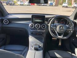 2017 Mercedes-Benz GLC-Class GLC250 d X253 Four Wheel Drive Grey