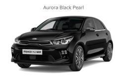 2021 Kia Rio GT-Line YB MY22 Aurora Black