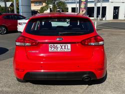 2015 Kia Cerato S YD MY16 Racing Red
