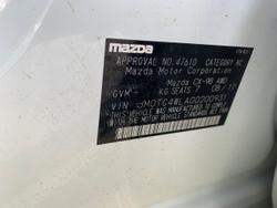 2017 Mazda CX-9 GT TC AWD White