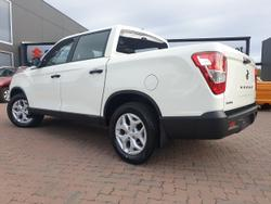 2021 SSANGYONG MUSSO ELX Q215 Grand White