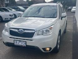 2015 Subaru Forester 2.0D-L S4 MY15 AWD Crystal White