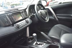 2018 Toyota RAV4 GXL ZSA42R Black