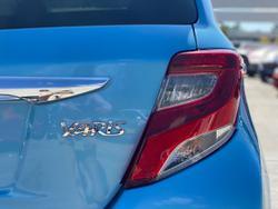 2016 TOYOTA YARIS SX NCP131R Blue