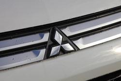 2014 Mitsubishi Outlander ES ZJ MY14.5 4X4 On Demand White