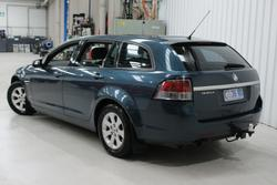 2012 Holden Commodore Omega VE Series II MY12 Blue