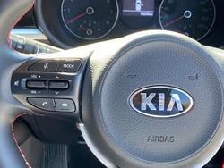 2018 Kia Picanto GT-Line JA MY18 Silver
