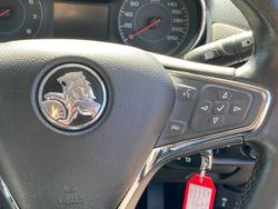 2017 Holden Astra LS+ BL MY17 Black