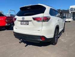 2016 Toyota Kluger GXL GSU55R AWD White