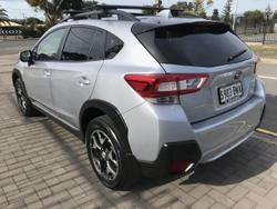 2018 SUBARU XV 2018 SUBARU XV 2.0i-S AUTO AWD Silver