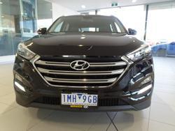 2018 Hyundai Tucson Elite TL2 MY18 Black