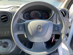 2016 Renault Master X62 White