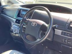 2014 Toyota Tarago GLi ACR50R MY13 White