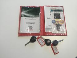 2013 Toyota Hilux SR KUN26R MY14 4X4 White