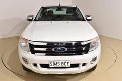 2014 Ford Ranger XLT Hi-Rider PX Cool White