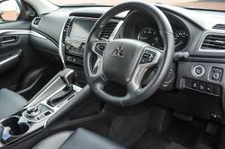 2019 Mitsubishi Pajero Sport GLS QE MY19 4X4 Dual Range Grey