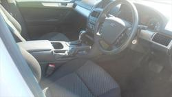 2013 Ford Falcon XT FG MkII White