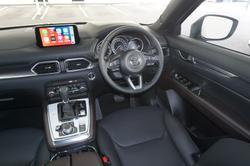 2021 Mazda CX-8 Touring KG Series Deep Crystal Blue
