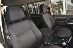 2017 Mitsubishi Pajero GLX NX MY17 4X4 Dual Range White