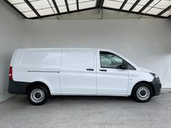 2019 Mercedes-Benz Vito 114CDI 447 White