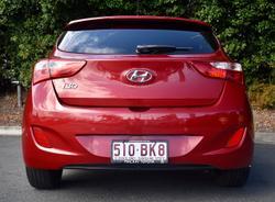 2016 Hyundai i30 Active GD4 Series II MY17 Red