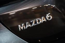 2021 Mazda 6 Touring GL Series Grey