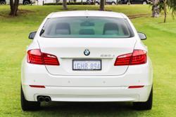 2011 BMW 5 Series 520d F10 White