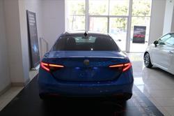 2021 Alfa Romeo Giulia Veloce Series 2 MY21 Misano Blue