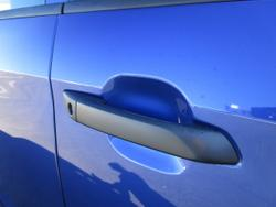 2021 Isuzu D-MAX SX MY21 4X4 Dual Range Blue