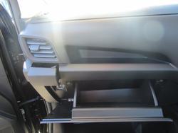 2021 Isuzu D-MAX SX High Ride MY21 Black