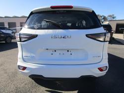 2021 Isuzu MU-X LS-M MY21 4X4 Dual Range White