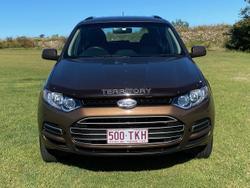 2013 Ford Territory TX SZ Bronze