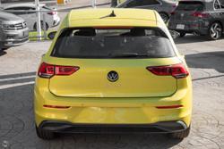 2021 VOLKSWAGEN GOLF 110TSI 8 Yellow