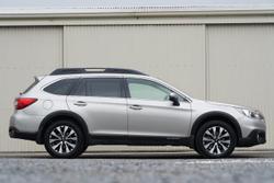 2015 Subaru Outback 2.0D Premium 5GEN MY15 AWD Silver