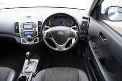 2009 Hyundai i30 SR FD MY09 Silver