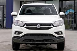 2021 SsangYong Musso ELX Q201 Grand White