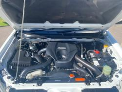 2015 Isuzu D-MAX LS-M MY15 4X4 Dual Range Splash White