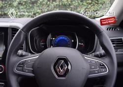 2021 Renault Koleos Zen HZG MY21 White
