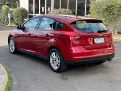 2016 Ford Focus Trend LZ Candy Red