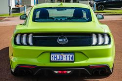 2020 Ford Mustang GT FN MY20 Grabber Lime