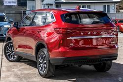 2021 Haval H6 Premium B01 Burgundy Red