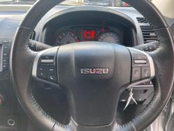 2019 Isuzu D-MAX SX High Ride MY19 Silver