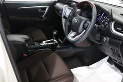 2015 Toyota Fortuner GXL GUN156R 4X4 Dual Range White