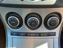 2009 Mazda 3 SP25 BL Series 1 Gunmetal Blue
