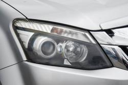 2014 Isuzu D-MAX LS-M MY14 4X4 Dual Range Silver