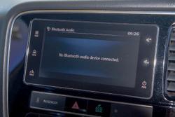 2018 Mitsubishi Outlander Black Edition ZL MY19 White