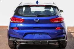 2021 Hyundai i30 N Line PD.V4 MY21 Intense Blue