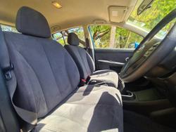 2012 Nissan Tiida ST C11 S3 Blue