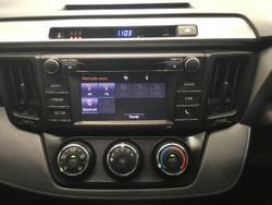 2016 Toyota RAV4 GX ZSA42R White